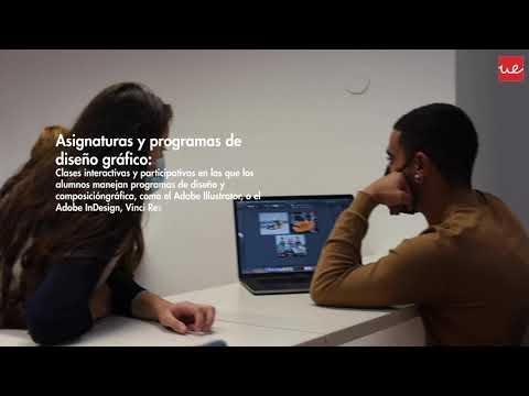 Instalaciones del Grado en Comunicación Publicitaria - Universidad Europea de Canarias