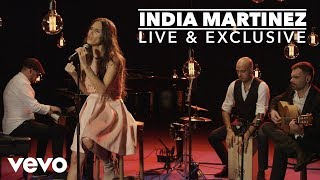India Martinez - Te Cuento Un Secreto (Vevo Presents)