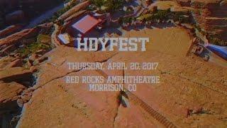 FLOSSTRADAMUS - HDYFEST 2017 ANNOUNCEMENT