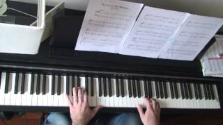 The Last of The Mohicans - F Major - Piano Cover