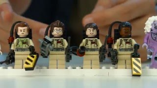 Firehouse Headquarters - LEGO Ghostbusters -  75827 - Designer Video