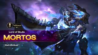 Mortos Hero Baru AOV (Mobile Arena Garena)