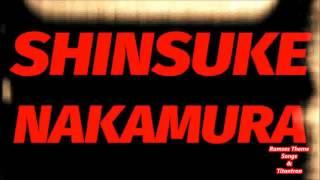 WWE Shinsuke Nakamura Theme Song & Titantron 2016