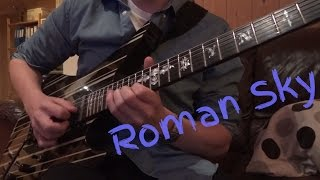 Roman Sky - Avenged Sevenfold GUITAR SOLO COVER