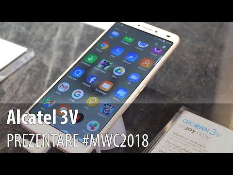 Alcatel 3V - Prezentare hands-on