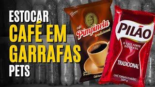COMO ARMAZENAR CAFÉ - PREPARADOR URBANO #17
