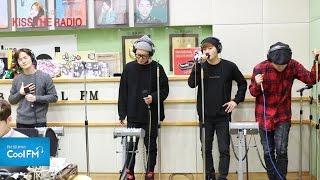 노을 '이별 밖에' 라이브 LIVE / 151202[슈퍼주니어의 키스 더 라디오]
