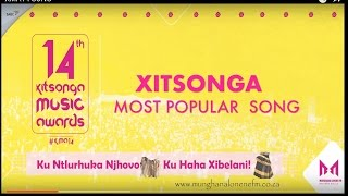 XMA14 SONG OF THE YEAR-TOP5