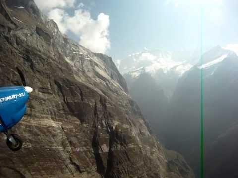 Nepal Ultalight Flight in Himalayas. pt.I