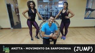 Anitta - Movimento da Sanfoninha - Free Jump #borapular