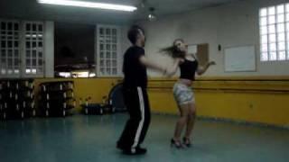 Anderson Moreno e Nil Araujo - Zouk com Anselmo Ralph