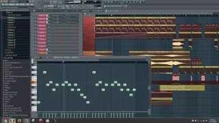 KSHMR & DallasK - Burn (Original Mix) (FL Studio Remake + FLP)