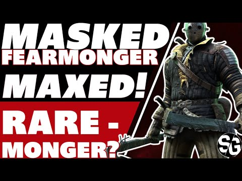Masked Fearmonger MAXED THIS IS SAD underwhelming Raid shadow legends Fearmonger guide