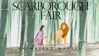 Scarborough Fair{Celtic Woman}_animation movies [lyrics]