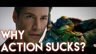 Why Do Action Scenes Suck?