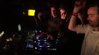 Tech it Deep TV - wAFF, Patrick Topping & Richy Ahmed at DGTL x Paradise ADE 2016