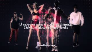 will.i.am - Feelin' Myself ft. Miley Cyrus, French Montana & Wiz Khalifa (Traducida al español)