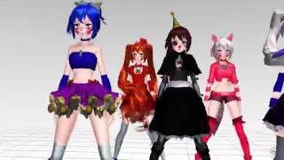 anime Join Us For A Bite FNAF SL