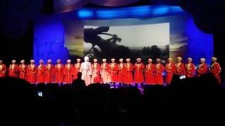 """Казачий круг 2016(Кубанский казачий хор """"Не для меня"""")"""