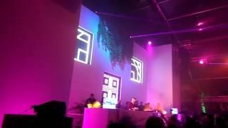 Damian Lazarus @ Hivernacle (Barcelona) 27 November 2016 ViDEO1