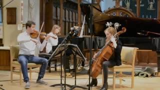 Fidelio Trio – Ravel Piano Trio 'Pantoum'