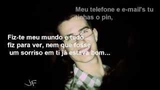 [Lyric Video]Não Me Toca - Anselmo Ralph (Jorginho Cover)