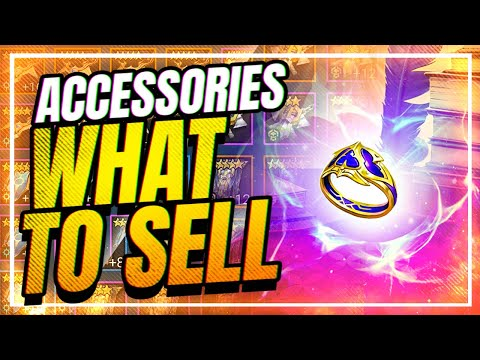 JEWELRY Selling Guide! Manage Efficiently! | RAID Shadow Legends