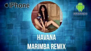 Havana Marimba Remix iPhone Ringtone