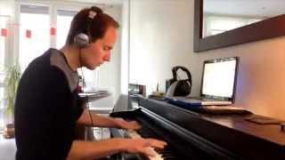Prelude No 2 - Dustin O'Halloran [Piano cover]