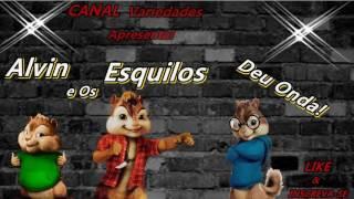 Deu Onda! Alvin e Os Esquilos -
