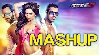 Race 2 Mashup - Race 2 | Saif Ali Khan, Deepika Padukone, Jacqueline, Ameesha, John & Anil Kapoor