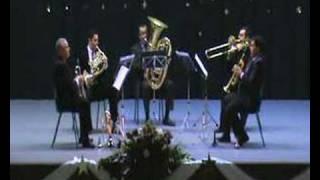 """""""Quinteto Lusitano"""" na SFPLS - """"That's a Plenty"""""""
