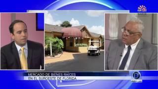 Oscar Vélez, agente de bienes raíces, explica cómo está el mercado en el Suroeste de Florida