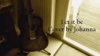 LET IT BE (LIVE COVER)