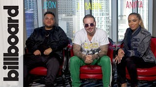 How J Balvin, Anitta & Jeon Created 'Machika' | Billboard | How It Went Down