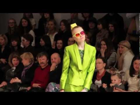 Ukraine Holds Designer EURO-2012