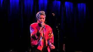 Yuna - Hotline Bling (cover) Live in SF 2015