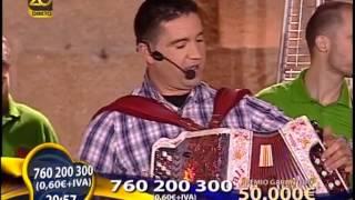 Jorge Loureiro - Sou calceteiro (Somos Portugal - Miranda do Douro)