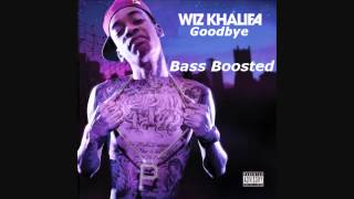 Wiz Khalifa - Goodbye (BASS BOOSTED) HD 1080p