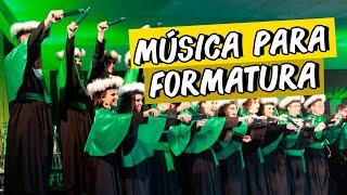 MÚSICA PARA FORMATURA - Daqui pra Frente - Daniel Santos