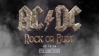 """""""Rock Or Bust"""" es el nuevo álbum de AC/DC! Ya a la venta!"""