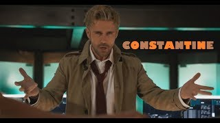 John Constantine Magic Scenes | Arrow