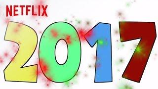 Contagem Regressiva para 2017 na Netflix - Trailer Oficial - Netflix