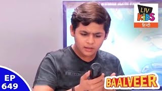 Baal Veer   बालवीर   Episode 649   Effects Of Laughing Spray