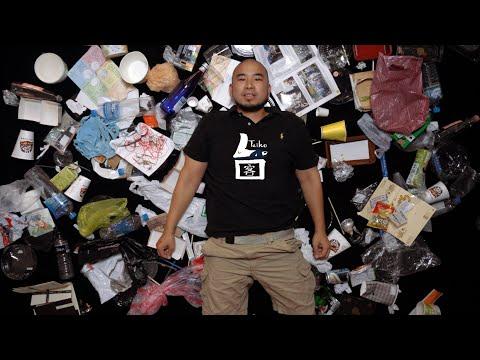 台客劇場》便利人生一週累積多少垃圾? - YouTube
