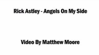 Rick Astley - Angels On My Side Lyric Video [4K]