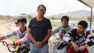 ¡Pasa unas 'Vacaciones Divertidas' en el circuito BMX del parque zonal Huiracocha!