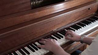 """""""You're Still the One"""" by Shania Twain - (Jeff Vainio Piano Cover)"""