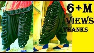 Self designed latest palwaliya salwar, most ever popular design on youtube width=