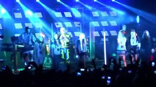 Tokio Hotel - kings Of Suburbia | live Belgium 12.03.15